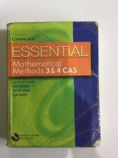 Essential Mathematical Methods 3 & 4 CAS