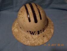 Vintage W.F.D. No.3 Hard Hat