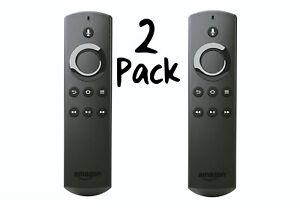 Amazon Fire Stick WIFI OEM Remote DR49WK PE59CV W/ Alexa Voice 2 Pack 🔥
