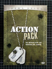 ACTION PACK American DVD BOX SET cult 50s 60s film noir war adventure movie