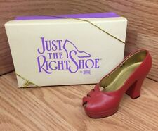 Just The Right Shoe by Raine 1998 Ravishing Red 25001