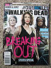 The Walking Dead Official Magazine #12 Spring 2015 Lauren Cohan Melissa McBride