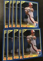 10x 1990 Score Larry Walker Rookie Lot HOF NM MT RC PSA Rockies Expos MLB Cards