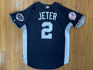 Majestic Authentic Derek Jeter 2008 MLB All Star Jersey Yankees Large New Tags