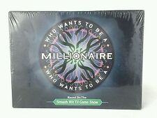 NEW SEALED WHO WANTS TO BE A MILLIONAIRE BOARD GAME PRESSMAN ABC Fast Shipping