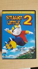 Stuart Little 02 [ DVD ] Region 4, LIKE NEW, FREE Next Day Post...8692