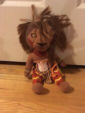 Disney Bean Bag Broadway Musical Lion King