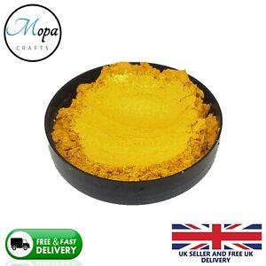 Cosmetic Mica Powder 24K Gold Pigment Soap Bath Bombs  Nail Art Resin