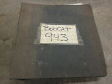 Bobcat 943 Factory Parts & Service Manual
