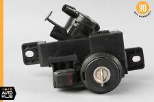 90-02 Mercedes R129 300SL 500SL SL500 Trunk Lock Latch Actuator Vacuum W/Key OEM