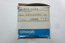 OMRON E3S-R2E4 SENSORE FOTOELETTRICO C.C. A RIFLESSIONE 2m NPN IMP. LUCE/BUIO