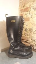 Doc Dr. Martens Air Wair Size 5/38, Knee High, Laced Limited Edition Boots, fab!