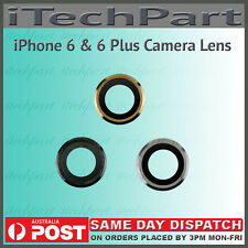 Rear Back Camera Lens Glass Ring Cover Replacement for iPhone 6 & 6 Plus
