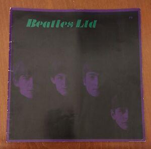 RARO TOUR BOOK ORIGINALE 1964 UK BEATLES LTD DESIGNED PHOTOGRAPHS ROBERT FREEMAN
