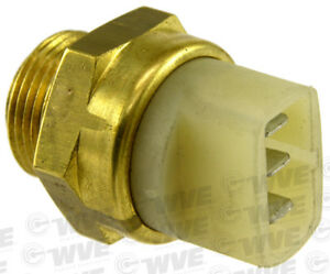 Engine Cooling Fan Switch WVE BY NTK 1S4350