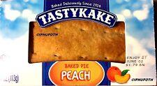 Tastykake Peach Pies 6 ct Factory Fresh