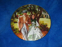 """Gone With the Wind """"Home to Tara"""" by Howard Rogers / Bradford Exchange / Box&COA"""