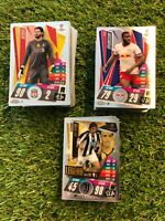 Topps Match Attax Chrome Champions League 2020/21 /BASE/ AUSWAHL -CHOOSE Option/