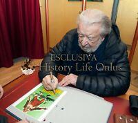 Pupi Avati Balsamus, l'uomo di Satana Foto autografata Signed Autografo Cinema