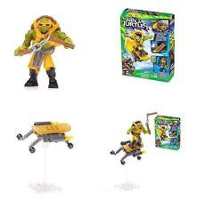Mega Bloks Teenange Mutant Ninja Turtles: Out of The Shadows Mikey Turbo Board