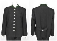 Womens Tramontana Trachten Wool & Cashmere Blazer Jacket Coat Size 44 / UK18