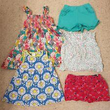 Baby Toddler Summer Bundle Dress Shorts Top Skirt 12-18 Months 1-1.5yrs Jojo...