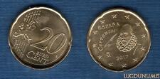 Espagne - 2017 - 20 Centimes D'Euro - Pièce neuve de rouleau - Spain