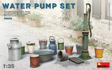 MINIART #35578 Water Pump Set for Diorama in 1:35