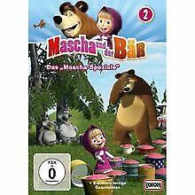 Mascha und der Bär 2 - Das Mascha-Speziale | DVD | Zustand gut