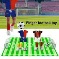 AM_ Mini Kids Soccer Finger Toy Football Match Funny Table Game Stress Relief We