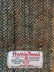 Harris Tweed Mens Scarf