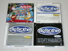 BIG BROTHER CD SAMMLUNG MIT SASHA HIM MOBY ATEMLOS LAITH AL-DEEN REDNEX REAMONN