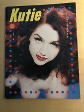 KUTIE Magazine #2 1997 Girlie Glamour Photos Seattle Film Fact Fiction MINT