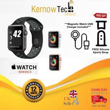 Apple Watch Series 3, 42mm Grey/ Rose/ Silver/ Nike+, GPS/Cellular, FREE Strap