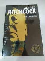 Alfred Hirchcock los Uccelli - Libro + DVD Nuovo - 2T
