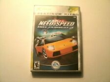 Need for Speed: Hot Pursuit 2 (Microsoft Xbox, 2002) Platinum Hits