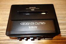 1 Metall AIWA DSL HS P108  MC Gerät Cassette Spieler Player Defekt.  (209)