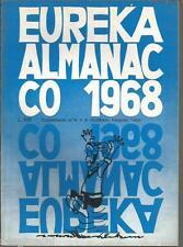 EUREKA ALMANACCO 1968 -ED. CORNO-2° SUPPLEMENTO al N 4 FEBBRAIO 1968 -OTTIMO