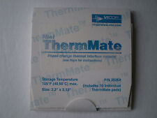 ThermMate Thermal Pads, Vicor P/N 20264, for Mini Modules, Heat Sink Board