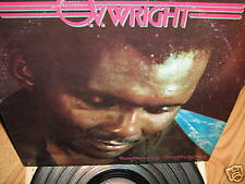 O.V. WRIGHT ~ Into Something Can't Shake lp RARE EXC!