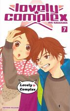 LOVELY COMPLEX  tome 7 Aya Nakahara MANGE shojo