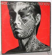 Disco Vinile - ROLLING STONE TATTOO YOU TATOO LP 1981 33 PRIMA STAMPA