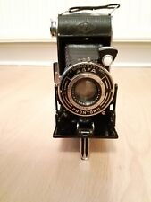 Vintage 1930's Agfa Billy Record with Prontor II Shutter Folding Camera
