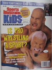 June 2000 Goldberg & Big Poppa Pump Sports Illustrated For Kids NO LABEL