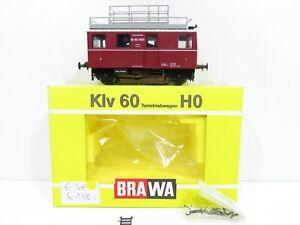 BRAWA H0 (AC) 0525 Turmtriebwagen Klv 60 / TOP in OVP