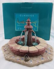 """WDCC """"Fountain"""" Accessory from Disney's Beauty and the Beast in Box"""