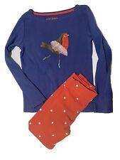 Mini Boden Girls Applique' Shirt & Leggings Lot 5-6