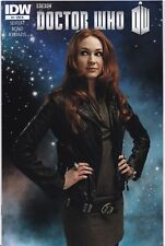 DOCTOR WHO (Volume 3) #4 PHOTO Cover 1:10