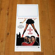 NON GUARDARMI: NON TI SENTO locandina poster See No Evil, Hear No Evil AP13