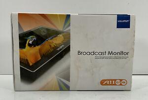 """Lilliput A11 10.1"""" Broadcast Monitor, 4K, HDMI, 3G-SDI, VGA"""